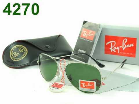 acheter lunette de soleil ray ban pas cher
