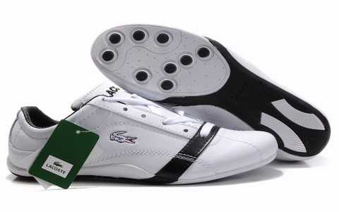 Femme Pour Lacoste lacoste Pas Chaussure Baskets Cher awOEqxFF