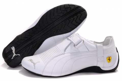 chaussure puma pas cher femme