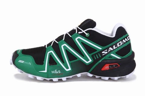 chaussure salomon trail pas chere homme,chaussure de ski