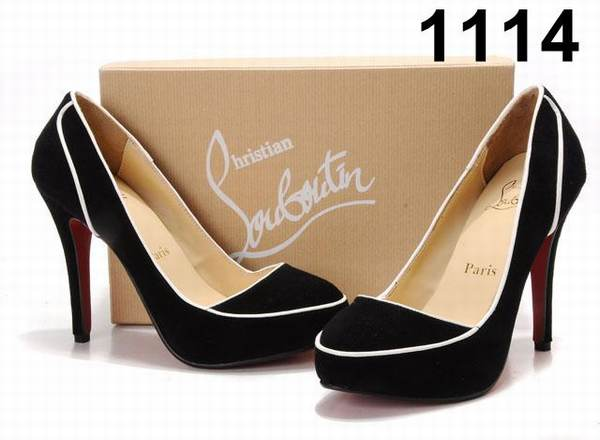 louboutin soldes 2014 homme