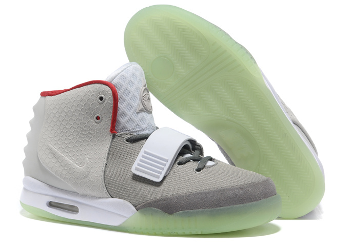 Air Yeezy Nike air 2 air Ii Blanc Pas Soldes Cher Homme dCxWerBo