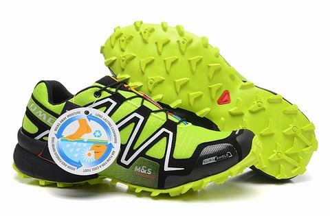 Mixte Universel chaussure Pas Salomon Chaussures Promo En C8qxXHwB